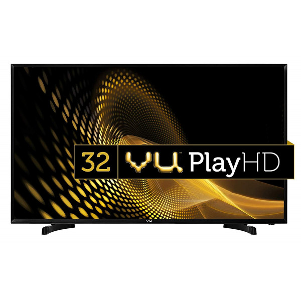 VU 80 cm (32 Inches) HD Ready LED TV LED 32K160 (Black)