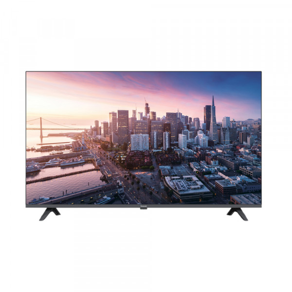 Panasonic 109cm (43 Inch) FHD ADS LED Android Smart TV (TH-43HS700DX, Dark Silver)