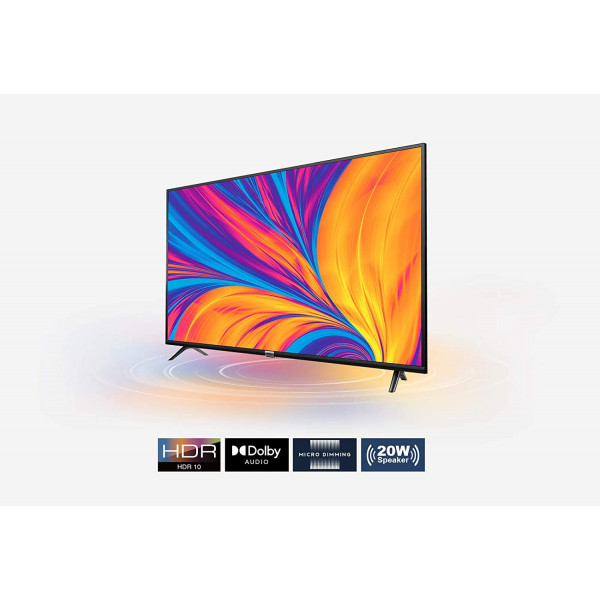 TCL 80 cm (32 inches) HD Ready Certified Android Smart LED TV 32S6500S