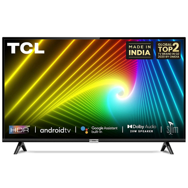 TCL 108 cm (43 inch) Full HD LED Smart Android TV  (43S6500FS)