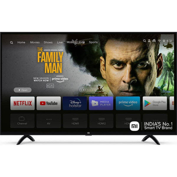 Mi 100 cm (40 Inches) Full HD Android Smart LED TV 4A PRO
