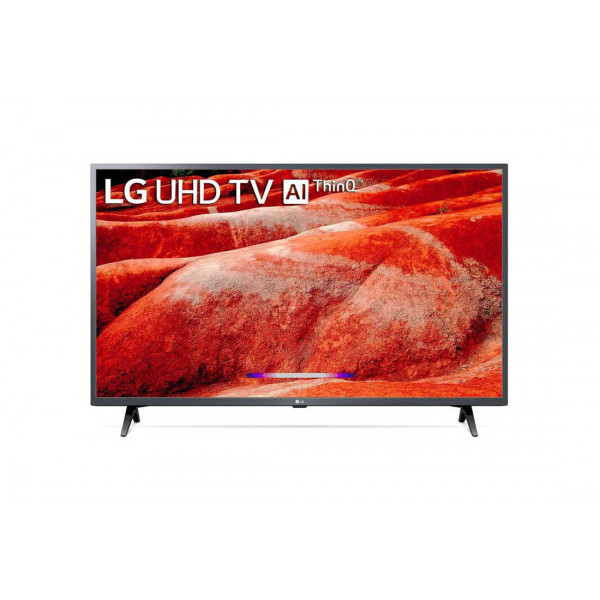 LG 126 cm (50 inch) 4k Ultra HD LED Smart TV (Black, 50UM7700)