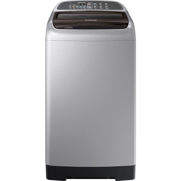 Samsung WA62K4000HD/TL Fully-automatic Top-loading Washing Machine (6.2 Kg, Sparkling Edged Brown)