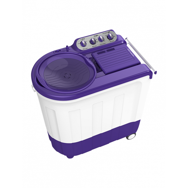 Whirlpool 7.5 Kg Semi Automatic Top Load Washing Machine Purple (ACE 7.5 TRB DRY - FLORA PURPLE)