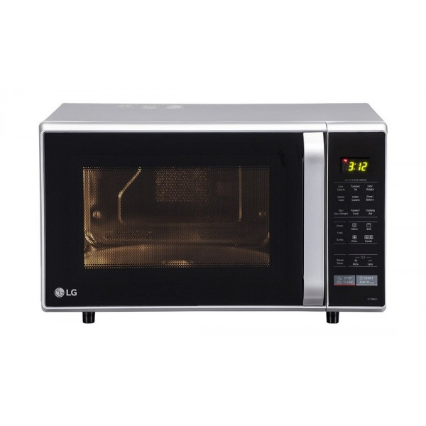 LG 28 L Convection Microwave Oven (MC2846SL)