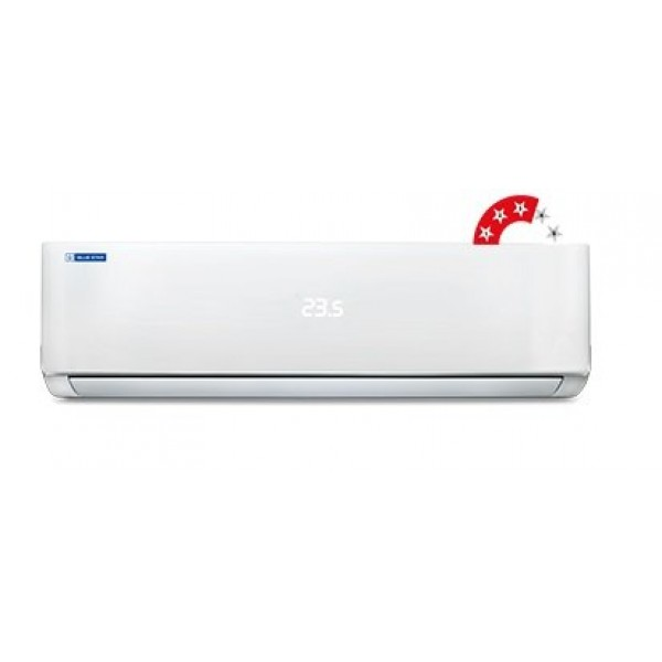Blue Star 1.5 Ton 3 Star BI 3CNHW18MAFU Inverter Split AC (2018, Copper, White)