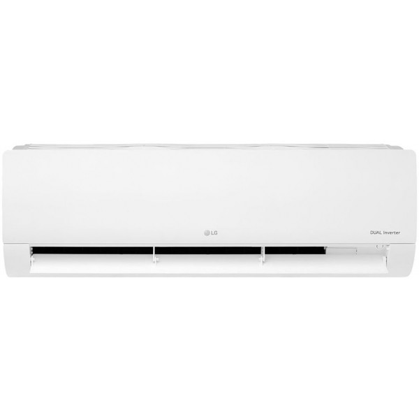 LG 1 Ton 5 Star Inverter Split AC (Copper, JS-Q12HUZD, White)
