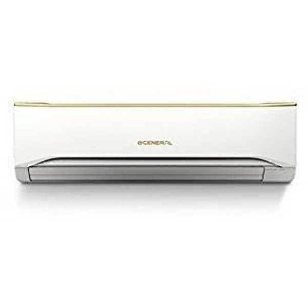 O General 1.5 Ton 3 Star ASGA18FUTC/FUTA Split AC (Copper, White)