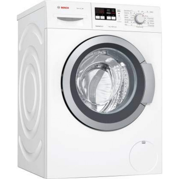 Bosch 7 Kg Fully-Automatic Front Loading Washing Machine (WAK2016WIN, White)