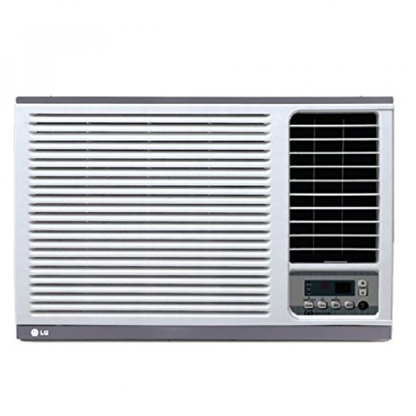 LG 1 Ton 3 Star Window AC (Copper, LWA12GPXA, White)