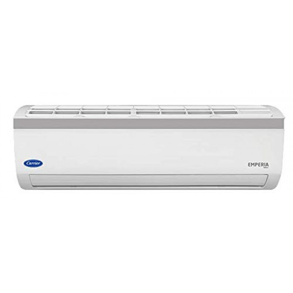 Carrier 1.5 Ton 3 Star  (2019 Range) Emperia Neo Plus Split AC (White)