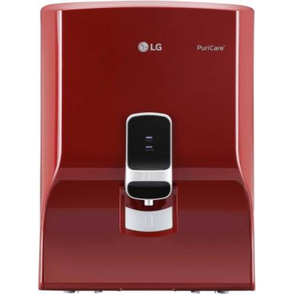 LG WW130NP 8 L RO Water Purifier  (Red)