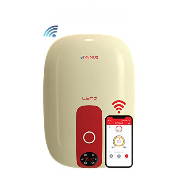 Venus Lyra Nexus 15RW 15-Litre WiFi Enabled, IoT, Control with Android App from Anywhere