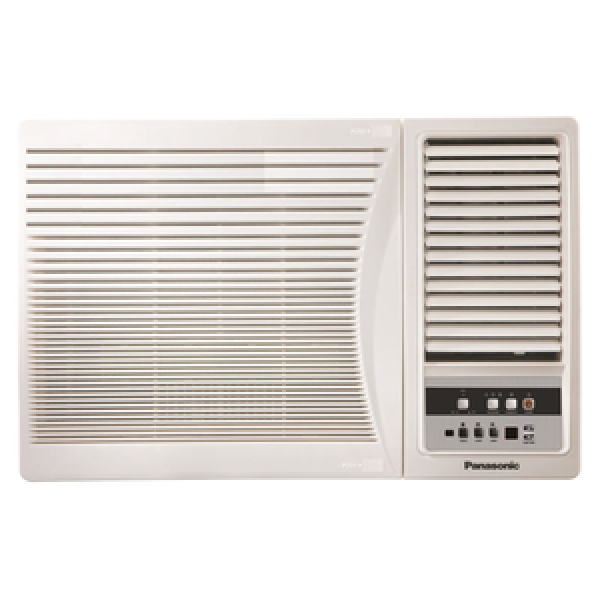 Panasonic 1.5 Ton 5 Star Window AC (CW-XC181AM, White)