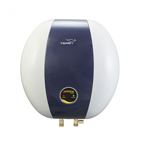 V Guard Water Heater Pebble Insta 3 Litre Instant for bathroom and kitchen