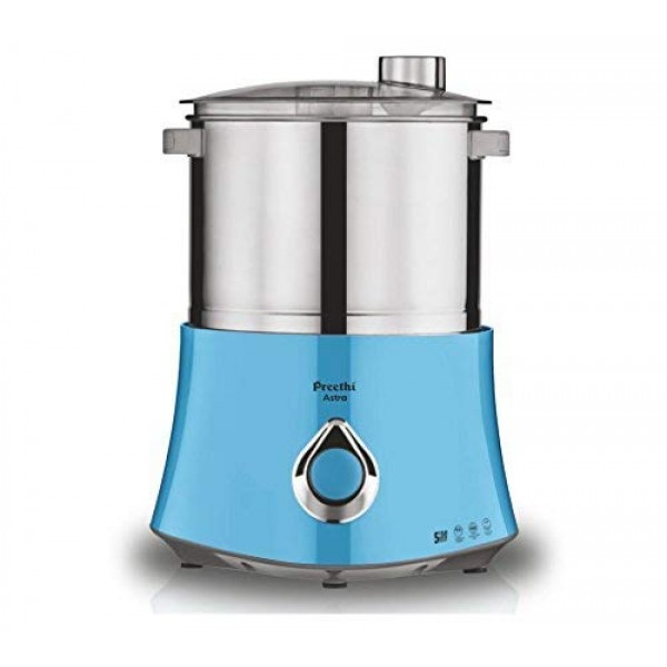 Preethi Astra WG 909 2 Liter Wet Grinder (Blue Color)