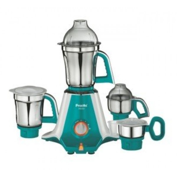 Preethi Aries Mixer Grinder (Green)