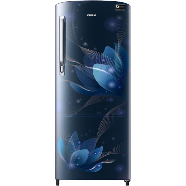 Samsung 192 L 4 Star Direct Cool Single Door Refrigerator(RR20N172YU8)