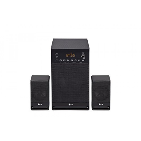 LG LH62B 2.1 Bluetooth Speakers (Black)