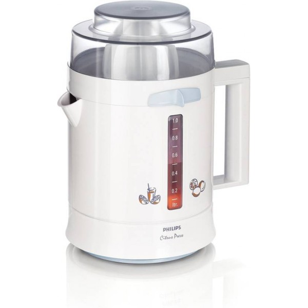 Philips Citrus Press HR2775 25 W Juicer  (White, 1 Jar)