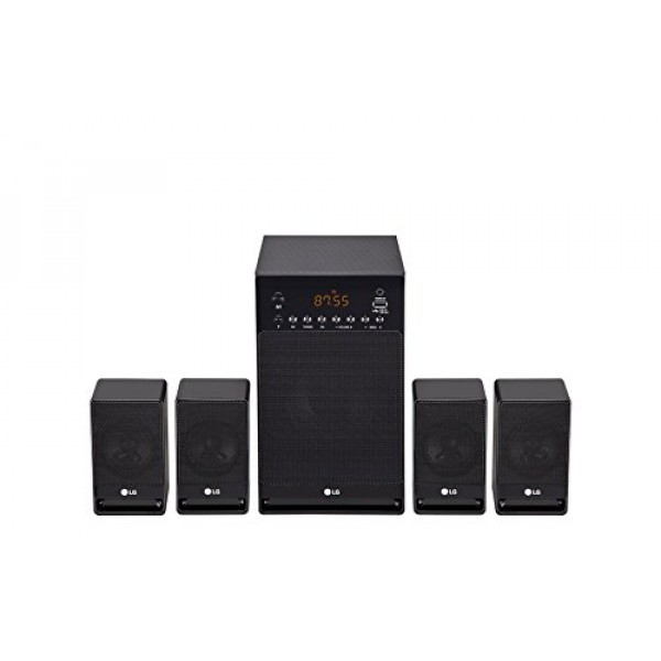 LG LH64B-G 4.1 Home Theater System (Black)