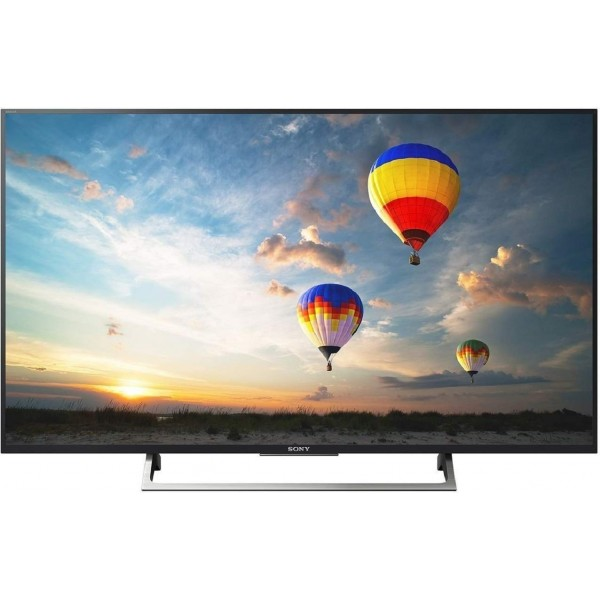 Sony 138.8 cm (55 inches) 4K Ultra HD Smart LED TV KD-55X8200E (2017 model)