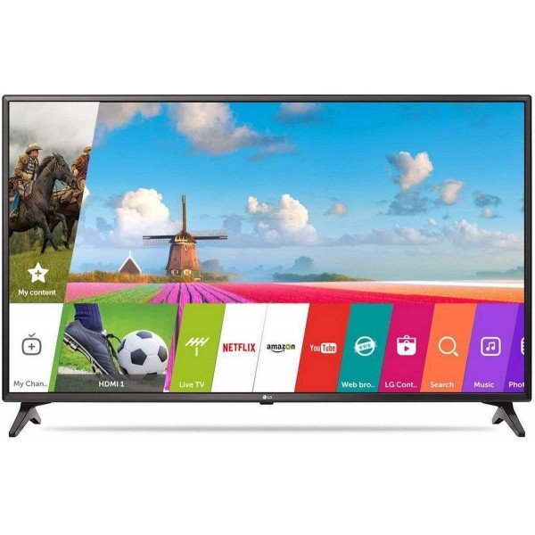 LG (43 Inches) Full HD LED Smart TV 43LJ617T