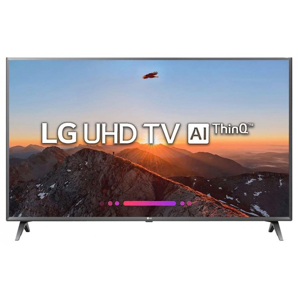LG 50 Inches 4K UHD LED Smart TV 50UK6560PTC