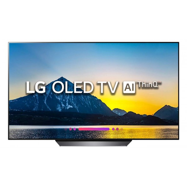LG 55 Inches 4K UHD OLED Smart TV OLED55B8PTA