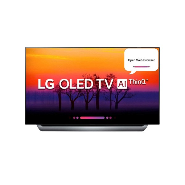 LG 65 Inches 4K UHD OLED Smart TV OLED65C8PTA