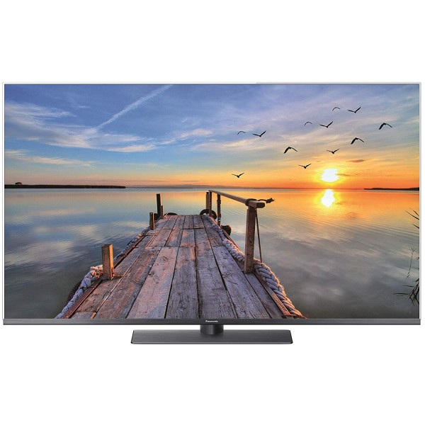 Panasonic 139.7 cm (55 Inches) 4K UHD LED Smart TV TH-55FX800D (Glass and Metal) (2018 model)