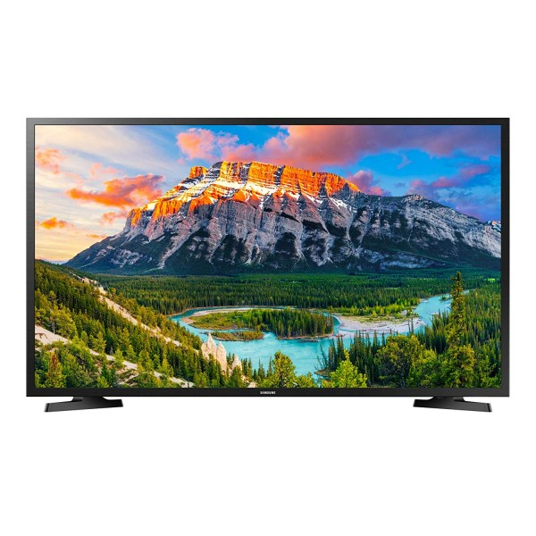 Samsung 108 cm (43 Inches) Series 5 Full HD LED TV UA43N5100AR (Black) (2018 model)