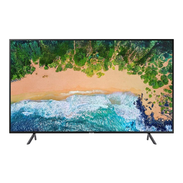 Samsung 123 cm (49 Inches) Series 7 4K UHD LED Smart TV UA49NU7100K (Black) (2018 model)