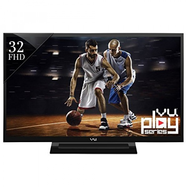 VU 81 cm (32 Inches) Full HD LED TV VU32D6545 (Black)