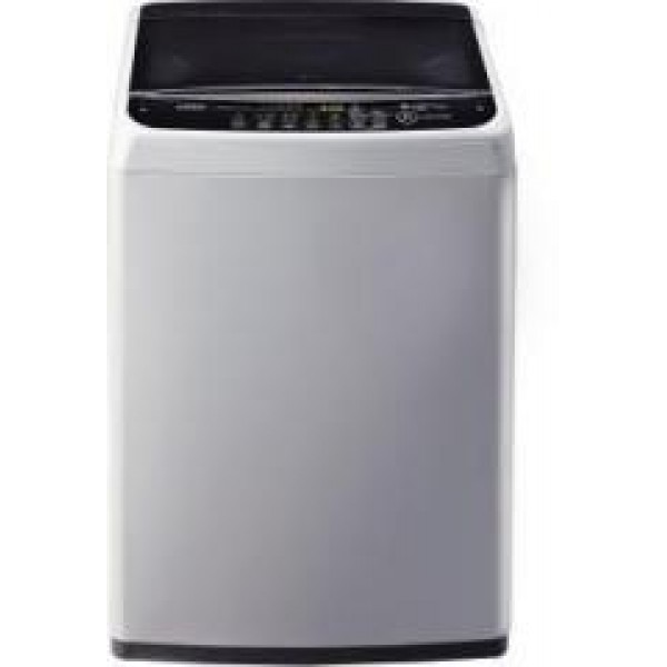 LG 6.2 kg Fully Automatic Top Load Washing Machine Silver  (T7288NDDLG)