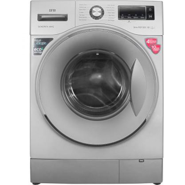 IFB 6.5 kg Fully Automatic Front Load Washing Machine with In-built Heater Silver  (Senorita WXS)