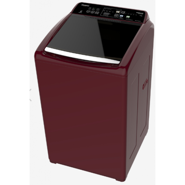 Whirlpool 7.5 Kg Fully-Automatic Top Loading Washing Machine (Stainwash Deep Clean Wine )