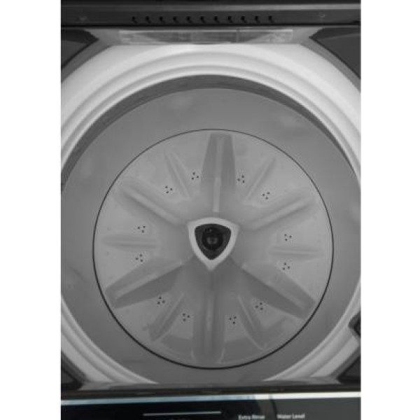 Whirlpool 6.5 kg Fully Automatic Top Load Washing Machine Grey  (Whitemagic classic 652 SD grey 10 ymw)
