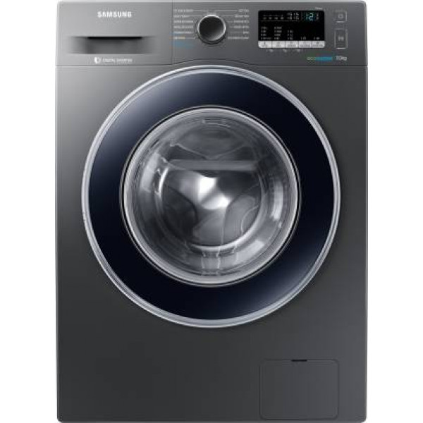 Samsung 7 kg Fully Automatic Front Load Washing Machine with In-built Heater Grey  (WW70J42E0BX/TL)