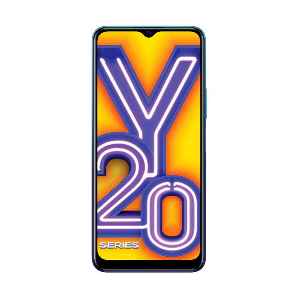 Vivo Y20i (Nebula Blue, 3GB RAM, 64GB Storage)